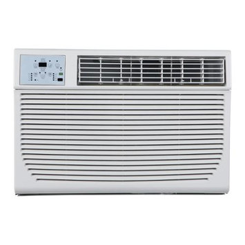 Impecca 10,000 BTU 115-Volt Built-In Air Conditioner (White)