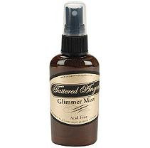 Tattered Angels Suede -Glimmer Mist 2 Ounce
