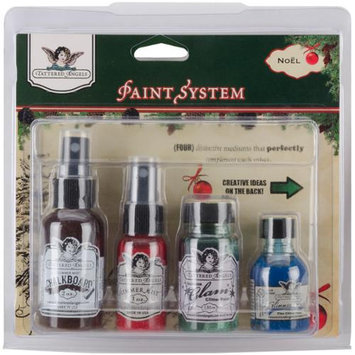 Tattered Angels TAT16775 Noel Paint System