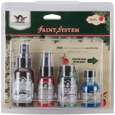 Tattered Angels TAT16775 Noel Paint System
