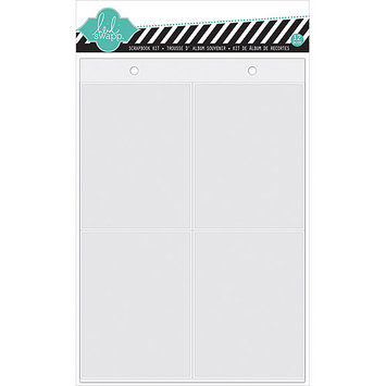 Heidi Swapp Favorite Things Album Page Protectors 6inX8in 12/Pkg