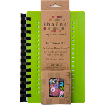 Shains Notebook with 100 Elements, Grass