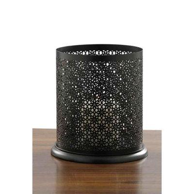 Horizon Interseas Inc Fashion N You H-1128 Chimney Iron Lantern Medium