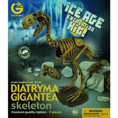 Geo World Ice Age Excavation Kit - Diatryma Gigantea