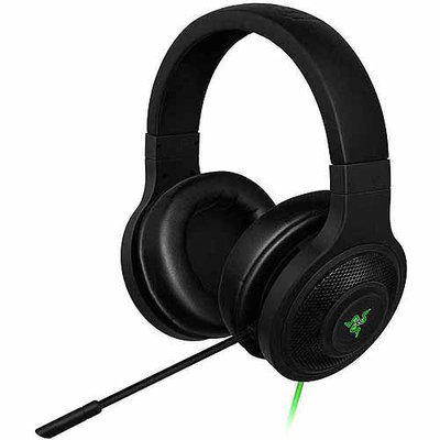 Razer Usa Razer Razer Kraken USB - Essential Surround Sound Gaming Headset - Stereo - Black - USB - Wired - 32 Ohm - 20 Hz - 20 Khz - Gold Plated - Over-the-head - Binaural - Supra-aural - (rz04-01200100-r3u1)