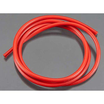 TQ WIRE PRODUCTS 1134 10 Gauge Wire 3 Red TQWC1134