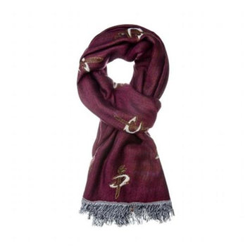 Sportin' Scarves Sportin Scarves 811361023429 NBA Cleveland Cavaliers Scarf One Size Maroon