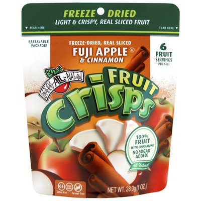 Brothers All Natural Fuji Apple & Cinnamon Fruit Crisps, 1 oz