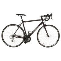 Vilano FORZA 4.0 Aluminum Road Bike - Integrated Shifters 61cm Black