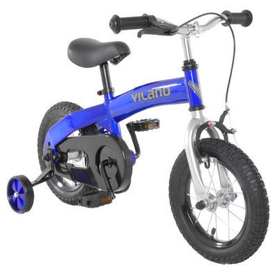 Vilano 2 in 1 Balance Bike Kids Pedal Bicycle - 12
