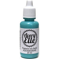 Avery Elle R-13-3 Avery Elle Pigment Ink Refill-Aquamarine