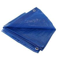 Weather Gard 12 x 16 Blue Tarp Cover Patio Canopy Shade Yard 12x16
