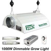 Power Max Virtual Sun VSD1000WDS 1,000-Watt Dimmable MH/HPS Digital Grow Light Kit