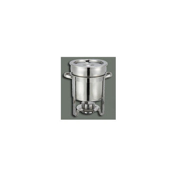 Wincous Stainless Steel Soup Warmer Size: 14.25