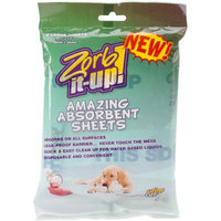 Bio-pro Research Llc Zorb It-Up Sheets 2 Pack