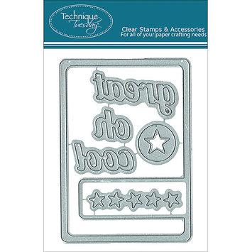 Technique Tuesday DIY470 DIY Dies-Cool Tab Card
