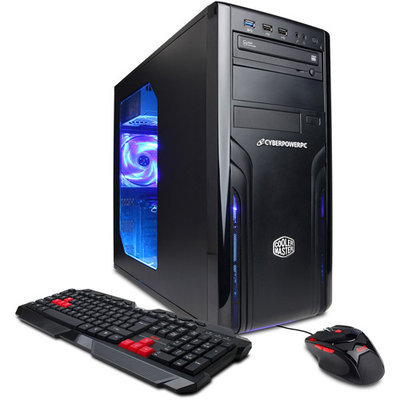 Cyberpowerpc - Gamer Xtreme Desktop - Intel Pentium - 8GB Memory - 1TB Hard Drive