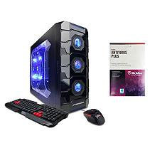 CyberpowerPC Gamer Aqua GLC2280 Intel i7-4790K 3.6GHz Liquid Cool Gaming Computer
