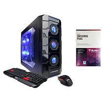 CyberpowerPC Gamer Aqua GLC2280 Intel i7-4790K 3.6GHz Liquid Cool Gaming Computer