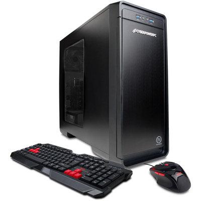 Cyberpowerpc - Business Intrinsic Desktop - Intel Core I5 - 8GB Memory - 1TB Hard Drive