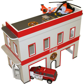 Fundeco Fire Station