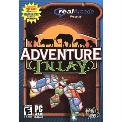 MumboJumbo Adventure Inlay - Puzzle Game Box Retail - PC