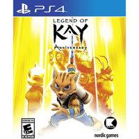 Nordic Games Na, Inc. PS4 - Legend Of Kay HD