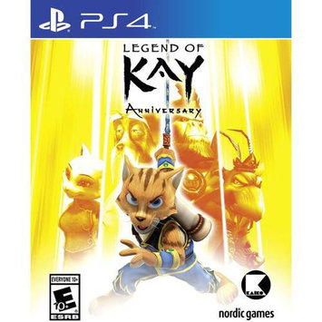 Nordic Games Na, Inc. PS4 - Legend Of Kay HD