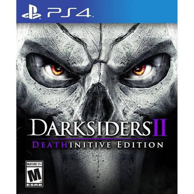 Nordic Games Darksiders Ii: The Deathinitive Edition - Playstation 4