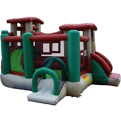 KIDWISE KW-CLUB-04R Clubhouse Climber-Res