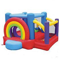 Kidwise Lucky Rainbow Bounce House