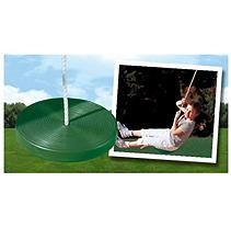 Kidwise Outdoor Products Inc Kidwise Disc Swing - Green