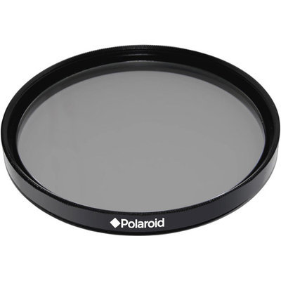 Polaroid Optics 72mm CPL Circular Polarizer Camera/Camcorder Lens Filter