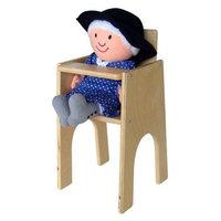 A+ Childsupply Inc A+ Childsupply Deluxe Doll High Chair