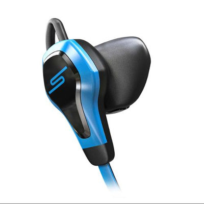 SMS Audio BioSport In-Ear Wired with Heart Monitor (Blue)