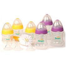 Pampers® Natural Stages All-In-One Bottle Set