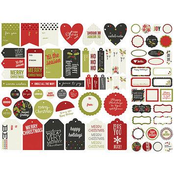 Simple Stories DIY Christmas Tags & Twine