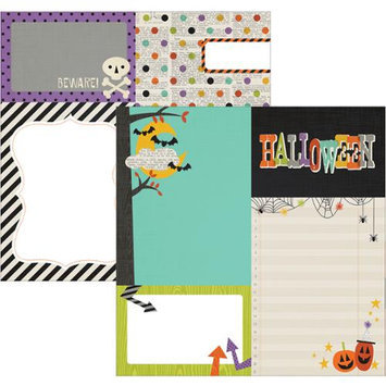 Simple Stories Frankie & Friends Double-Sided Elements Cardstock 12