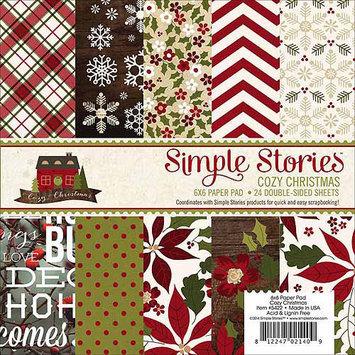 Simple Stories Paper Pad 6X6 24/Pkg-Legacy
