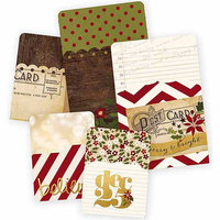 Simple Stories Sn@p! Memorabilia Pockets 5/Pkg-Cozy Christmas (2) 4