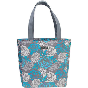 Everything Mary EVM91611 Everything Mary Scrapbook Shoulder Tote-15 in. x18 in. x5 in. Blue & Gray