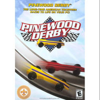 114357 Pinewood Derby