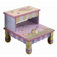 Teamson Kids Magic Garden Step Stool