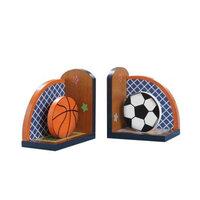 Teamson Design Corp Teamson Kids BookEnds Little Sports Fan - Sports