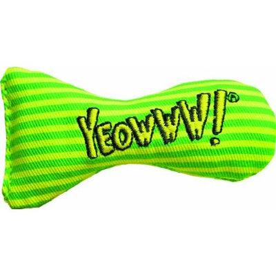 Yeowww/ducky World Yeowww! 100% Organic Catnip Toy Stinkies - Stripes