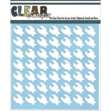 NOTM348615 - Clear Scraps Stencils 6