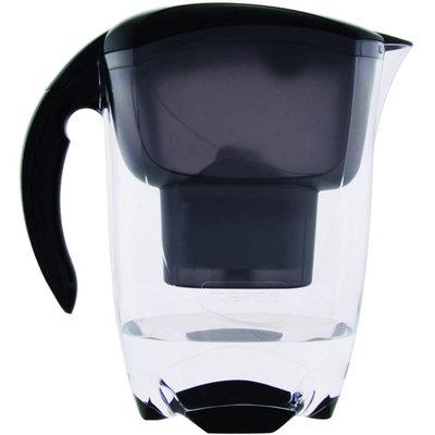 Mavea 1001125 Elemaris XL Water Filtration Pitcher Black