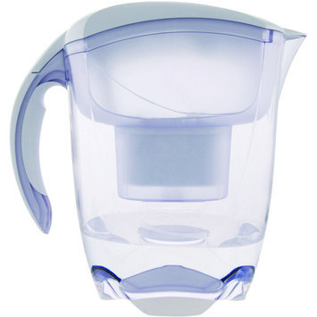 Mavea 1001126 Elemaris XL Water Filtration Pitcher White