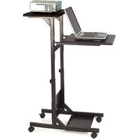Luxor WPS3 H Wilson Adjustable Height Presentation Station