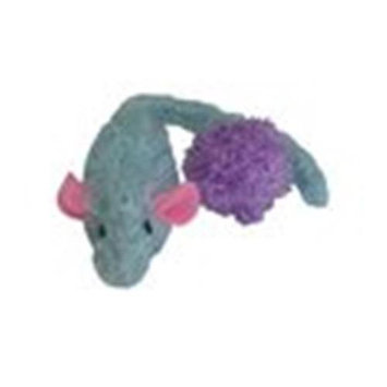 Cat Claws Inc. Cat n Around Mouse n Ball Catnip Toy Duo
